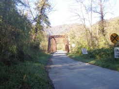 Photo of Edwight Truss Bridge