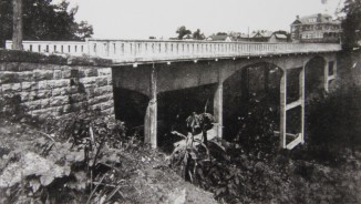 Photo of Fourth Street Bridge