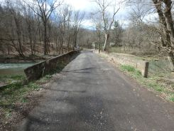 Photo of Long Run Bridge