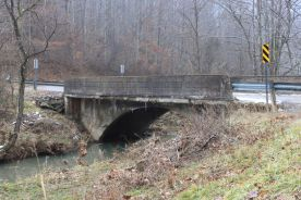Photo of Nicut Run Bridge