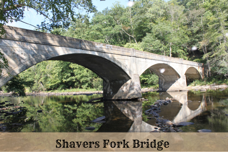 Shavers Fork Bridge