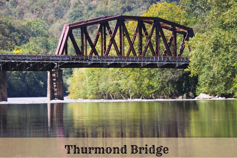Thurmond Bridge